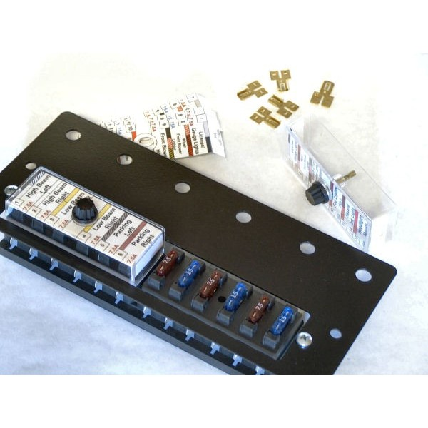 914 fuse box